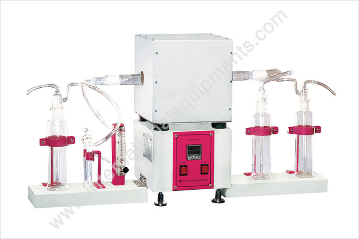 Manufacturers and Suppliers of Carbon Black Content Apparatus