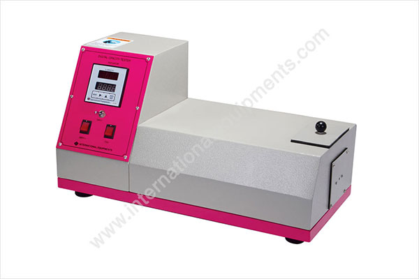 Manufacturers & Exporters Of Digital Opacity Tester