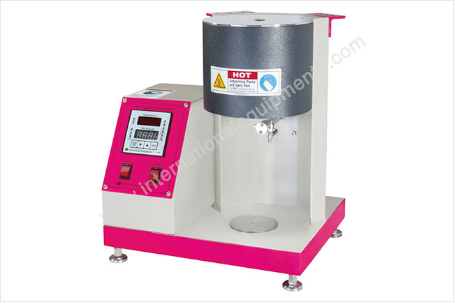 suppliers of Melt Flow Index Testers