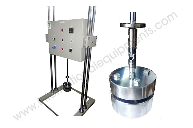 Suppliers of Seat Impact Tester
